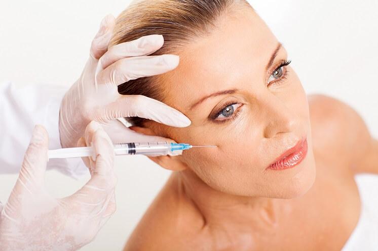 ograniczenia wiekowe dla Botoxu